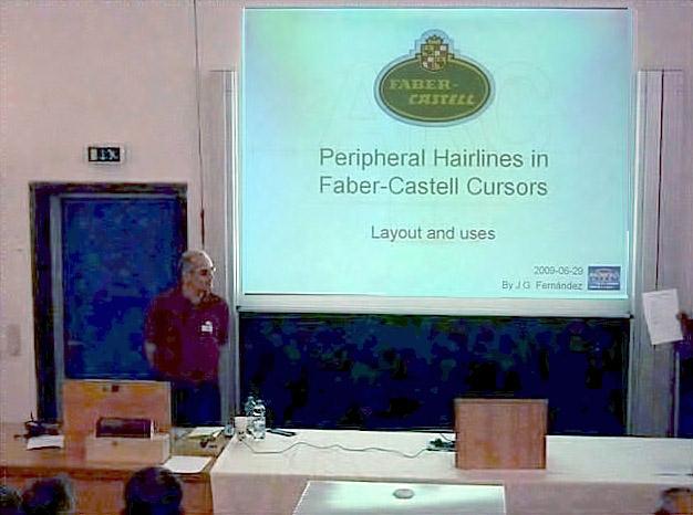 Presentacion de J.G. Fernandez en el IM2009
