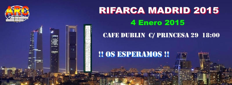 Rifarca Madrid 2015
